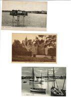BRETAGNE / Drouille / Lot 1000 C.P.A - 500 Postkaarten Min.