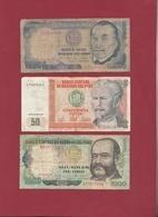 Pérou 3 Billets Dans L 'état Lot N °1-----(172) - Perù