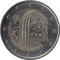 2E256 - SLOVAQUIE - 2 Euros Commémorative - République Slovaque 2018 - Slovacchia
