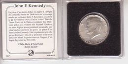 Half Dollar JF KENNEDY - 1964 - Still In The Box - Uncirculated - Federal Issues