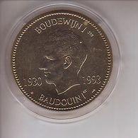 Baudouin 1930-1993 - Médaille - Medals