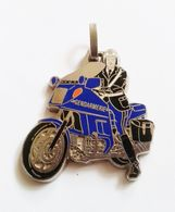 Porte Clefs Moto Gendarmerie SENS - Key-rings