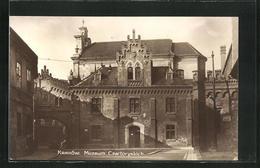 AK Krakau-Krakow, Muzeum Czartoryskich - Poland