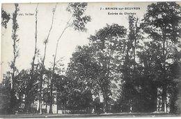 58 - NIEVRE - BRINON Sur BEUVRON - Entrée Du Château - Brinon Sur Beuvron