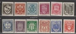 FRANCE Année 1941 N°  526-37 Neufs*** - Unused Stamps