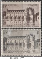 FRANCE Année 1944  N° 610-611  NEUF*** - Nuovi