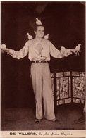 De Villers - Le Plus Jeune Magicien - Colombes - édit Combier - Entertainers