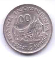 INDONESIA 1978: 100 Rupiah, KM 42 - Indonesia