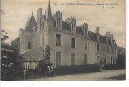 49 - LA JUMELLIERE - Belle Vue Animée Du Château De La Contrie - France