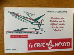 1 BUVARD CAFE MEXICO - Café & Thé