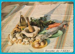 Recette De L'Aioli Emilie Bernard édition Lyna - Recetas De Cocina