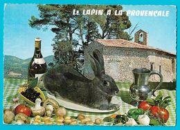 Le Lapin à La Provençale Recette Vue Chapelle - Recetas De Cocina