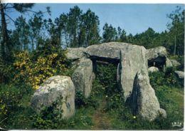N°40 R -cpsm Dolmen De Mans Croch - Dolmen & Menhirs