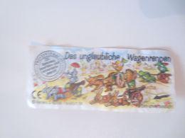 Kinder Surprise Deutch 1995 : BPZ 649244 - Instructions
