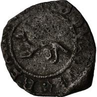 Monnaie, France, Louis XII, Denier à L'hermine, Rennes, TTB, Billon - 987-1789 Monnaies Royales