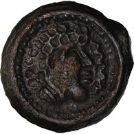 Monnaie, Suessions, Potin, TTB+, Potin, Delestrée:216 - Galle