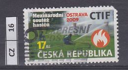 REPUBBLICA CECA    2009 Pompieri Competizione  Usato - Tchéquie