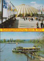 D-53111 Bonn - Bundesgartenschau 1979 - Dampfer - Bonn
