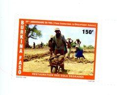 Burkina Fasso 1998-Restauration Des Sols-MI 1499 - Burkina Faso (1984-...)