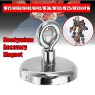 Puissant Aimant NEODYME 5kg/68kg 42mn ( Pêche Detection Puits Riviere Gouffre Detecteur Recupération) - Armes Neutralisées