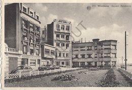 Postkaart - Carte Postale - WENDUINE Square Baudouin (B205) - Wenduine