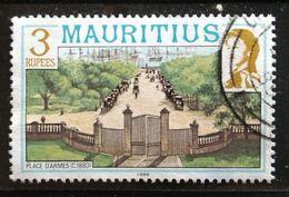 128. MAURITIUS 1989 USED STAMP - Maurice (1968-...)