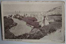 Las Palmas (schuin Afgesneden Onderaan) - Gran Canaria