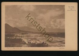 De Vlakte Van Leles Bij Zonsondergang [AA47-2.299 - Indonesia