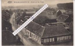 """WILMARDSDONCK-ANTWERPEN""""ZICHT OP HET DORP VAN UIT DE TOREN ST.LAURENTIUSKERK""""UITG.GIJS VAN BOUWEL - Antwerpen"""