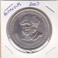 Portugal -Moeda De 200 Esc.-Fernão De Magalhães Ano 2000 - Portugal