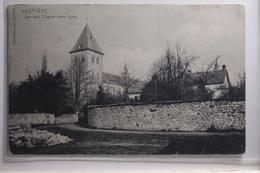 AK Hastière Par-del'a L'Eglise Notre Dame Gebraucht #PH997 - Belgien