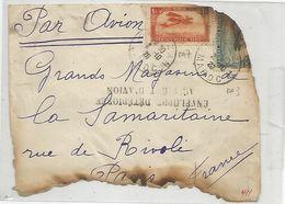 Accident Du 03 Octobre 1928 Avion De La CGA Ligne Casablanca Toulouse - Crash Post