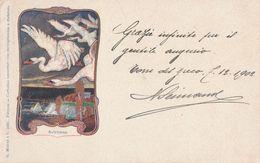 Cartolina - Postcard /  Viaggiata - Sent /   Stagione - Autunno - Fantasie