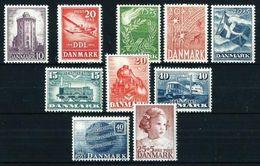 Dinamarca Nº 281/... Nuevo Cat.10,50€ - 1913-47 (Christian X)