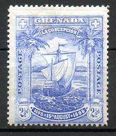 """GRENADE - (Colonie Britannique) - 1898 - N° 37 - (4è Centenaire De La Découverte De L'ile """"La Conception"""") - Zentralamerika"""