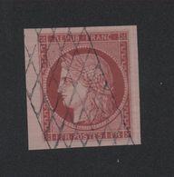 Reproduction N° 6 1 F Cérès Oblitération Grille Sans Fin - 1849-1850 Cérès