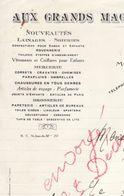 Savoie Modane Fourneaux Aux Grands Magasins Du Mont-cenis 1929 - 1900 – 1949