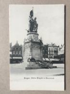 BELGIUM Brugge Bruges - Statue Breydel Et Deconinck - Brugge