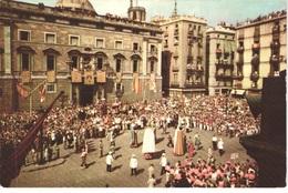 ES BARCELONA - Bail De Gegants - Bal Des Géants - Animée - Belle - Carnaval