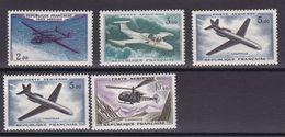 TIMBRE FRANCE/ PA DU N° 38  AU N° 41    NEUF SANS CHARNIERE COTE  24  EURO - Airmail