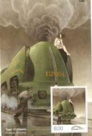 Trv Blok 22 A Genummerd Xx  Getand - 1952-....