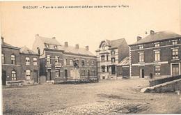 Walcourt NA33: Place De La Poste Et Monument Dédié Aux Soldats Morts Pour La Patrie - Walcourt