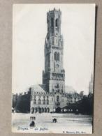 BELGIUM Brugge Bruges - Le Beffroi - Marcovici - Brugge