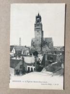 BELGIUM Brugge Bruges - L`Eglise Saint Sauveur - Lagaert Brux 19 - Brugge