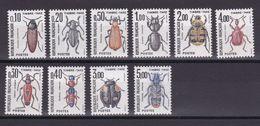 TIMBRE FRANCE/ TAXE  DU N° 103   AU N°  112  NEUF SANS CHARNIERE COTE 9  EURO - Postage Due