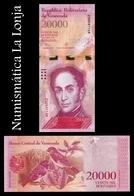 Venezuela 20000 Bolívares 2016 Pick 99Ar Replacement SC UNC - Venezuela