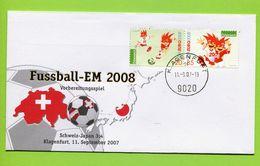 Österreich   2007   /   FUSSBALL - EM 2008 - 1945-.... 2. Republik