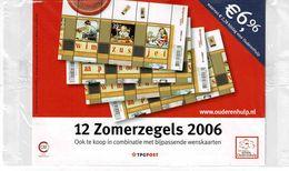 2006  Zomerzegels 5 Vellen In Toonbankverpakking  MNH - 1980-... (Beatrix)
