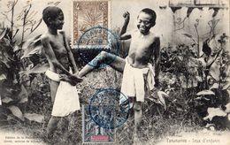 MADAGASCAR TANANARIVE JEUX D'ENFANTS - Madagascar