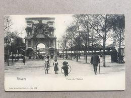 BELGIUM Anvers - Porte De L`Escaut - Nels 25 / 159 - Antwerpen